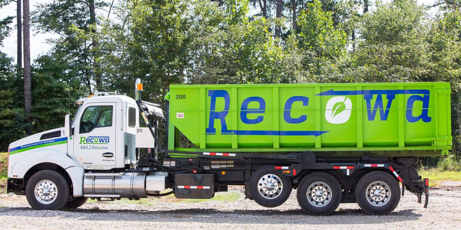 About Recowa And Our Epdm Membrane Recycling Programs Recowa